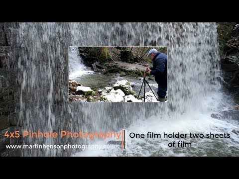 Creating a Photograph Using a Pinhole Camera is Quite Fascinating!