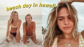 A Day in the Life in HAWAII! + How I Workout! | Summer Mckeen
