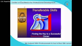 Key Transferable Skills for Business Analysts