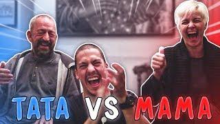 MAMA vs TATA - KADA SAM PRVI PUT...?