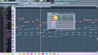 How To Make Music Like OMFG In FL Studio!!! (Outdated)