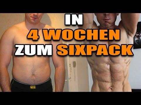 Wie man den dicken Bauch entfernen kann