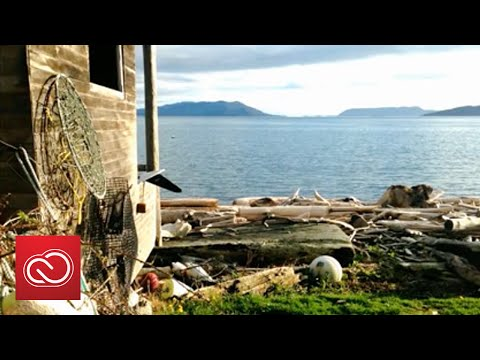 Vídeo do Adobe Premiere Clip