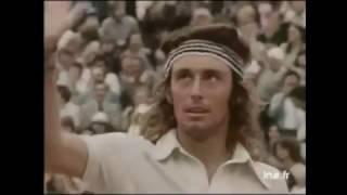 Hans Gildemeister Vs Guillermo Vilas, Roland Garros 1978 Ina Fr