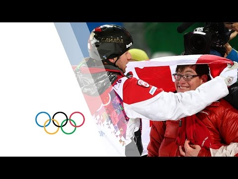 "NBC Olympics - XXII Olympic Winter Games - ""Alex Bilodeau"" - 2014 Olympic Golden Rings Awards"