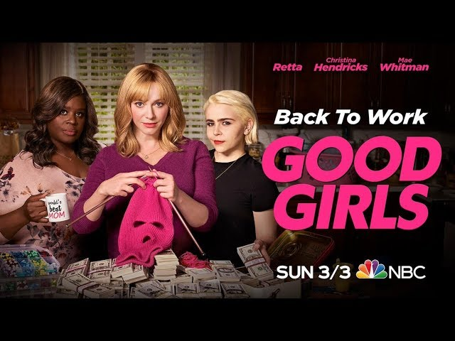 Good Girls (TV, Season 2) | Episode 1-10 | Download Torrent | HDTV