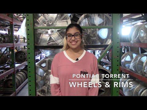 Factory Original Pontiac Torrent Wheels & Pontiac Torrent Rims – OriginalWheels.com