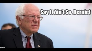 Is Bernie's 'Our Revolution' A Complete Sellout?