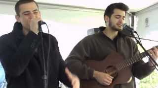 Jealous- Chris Jamison cover live in Pittsburgh
