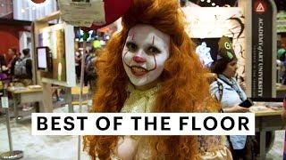 Comic Con 2018 - Best of the Floor