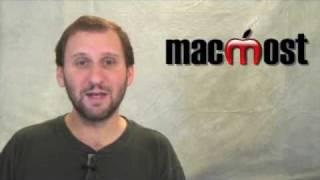 Using a Microphone With Your Mac (MacMost Now 248)