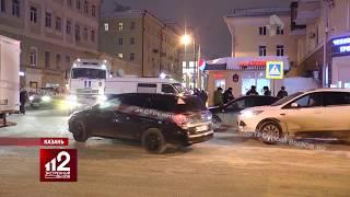 Видео перестрелки в Казани!