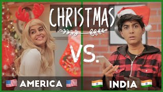 America Vs India on Christmas 🎅🏾🎁🎄| Part 4 | Rickshawali