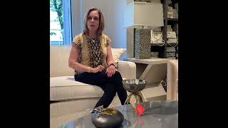 Danziger Design LLC – Stunning Lamp for Client @ Kravet Showroom – Wednesdays With Wendy