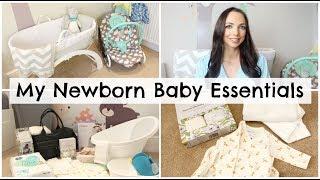 My Newborn Baby Essentials & Must Haves 2018 | Mummy Nutrition UK
