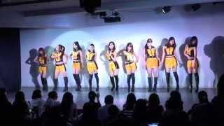 東京大学 STEP Girls Flower COVER DANCE 「Girls' Generation - MR. TAXI」 大学生サークル対抗K-POPカバーダンスコンテスト