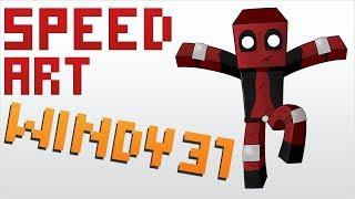 SpeedArt #8 Windy31