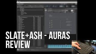 Slate + Ash Auras - Walkthrough Review