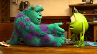 Monsters University (2013) Video