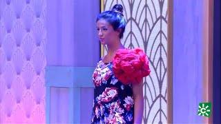 Trajes de gala en Canal Sur TV