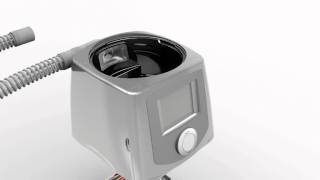 ICON Novo CPAP Machine - 3D Video