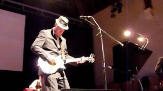 "Fisher  Z ""So Long"" Live Bijloke Gent 21.05.2010"