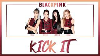 [KARAOKE/THAISUB] BLACKPINK - Kick It Subthai #FIRSTTIMESub #อย่าลืมเปิดCCด้วยนะคะ