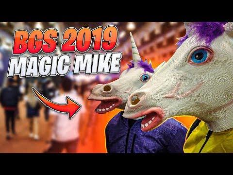 ENCONTRO DOS MAGIC MIKE - BGS 2019 Ep.01