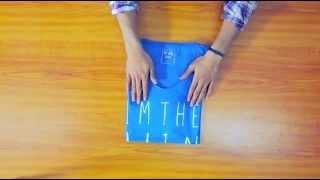 Cara Melipat Kaos atau Kemeja dengan Cepat Hanya 2 detik