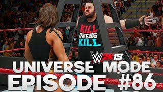 wwe 2k19 universe mode - TH-Clip