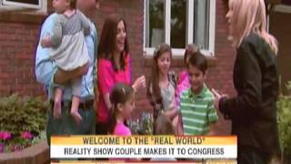 Congressman Duffy And Family On NBCs Today Show