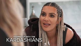 KUWTK | Kim Kardashian Says Kylie Jenner Pregnancy Is