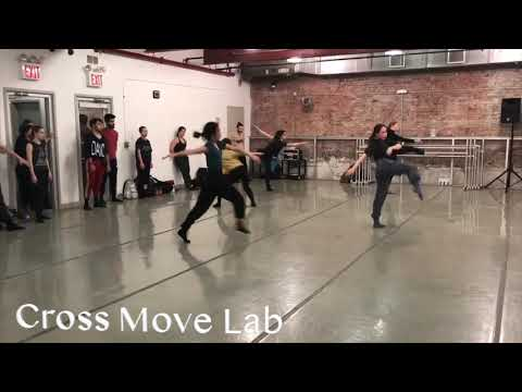 Cross Move Lab Weekly Open Company Class
