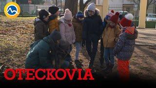 OTECKOVIA - Škola v ohrození. Deti s Alicou vykopali starú mínu!