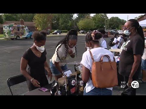 Developing K.I.D.S. nonprofit program helping Detroit youth become entrepreneurs