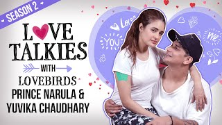 Prince Narula & Yuvika Chaudhary REVEAL some secrets | Nach Baliya 9 | Love Talkies S2E01 | BB09