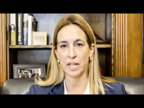 Mikie Sherrill Gives Terrifying Details About Day Before Capitol Attack