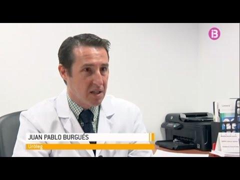 Dispositivos especiales para la próstata