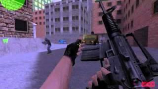 Counter Strike1.6 cs_assault