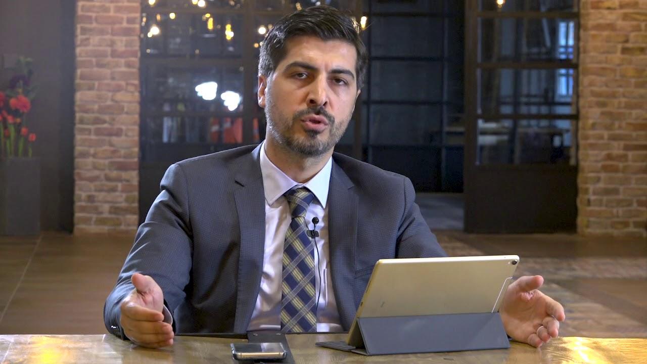 Fahrettin OYLUM - MÜSİAD Bilişim Sektör Kurulu Başkanı