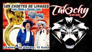 Los Cadetes De Linares - 12 Exitos Con Banda El Recodo (Audio EpicENTER)