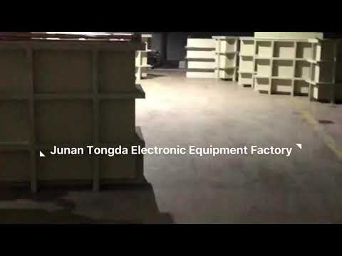 Junan Tongda Electronic Equipment Factory for all kinds of electroplating machine