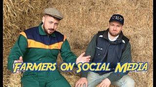 Farmers On Social Media   2 Johnnies (sketch)