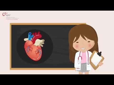 Vídeo educativo ensina crianças a prevenir o enfarte