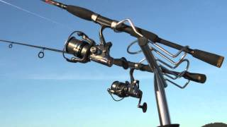 Rovex Alliance Rods