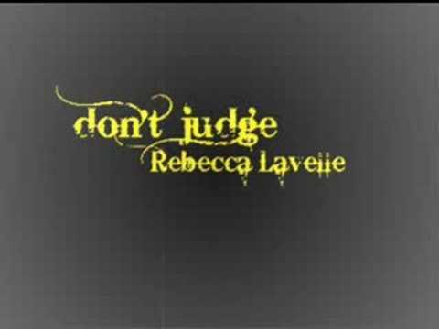 Música Don't Judge