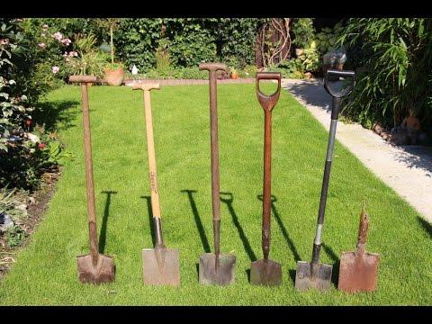 Gartenspaten - der richtige Spaten - NewWonder555