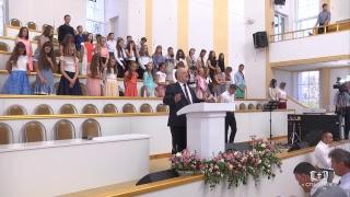 12 августа 2018 / Воскресное богослужение (утро) / Церковь Спасение