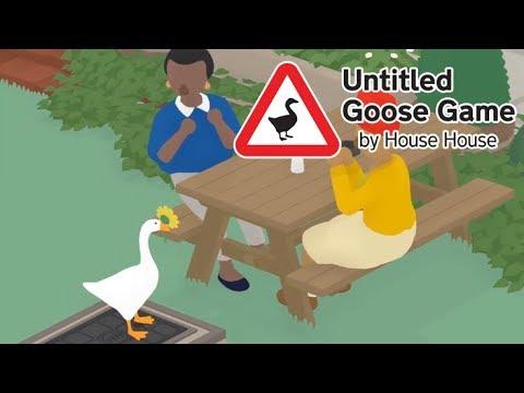 , title : 'ガチョウですがマダムに人気です #04【Untitled Goose Game】