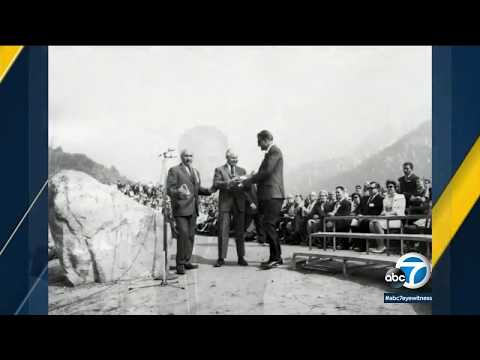 Rev. Billy Graham had strong link to mountain community of Forest Falls | ABC7